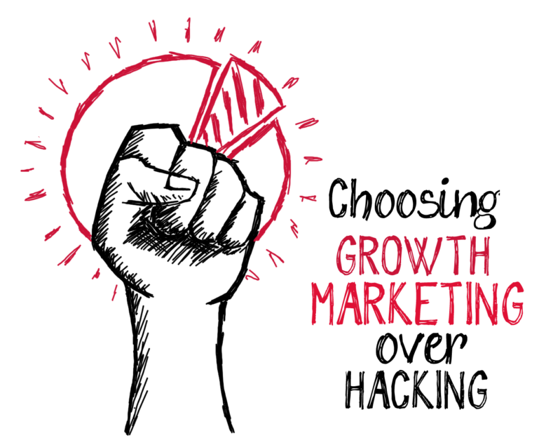 Growth Marketing Over Hacking