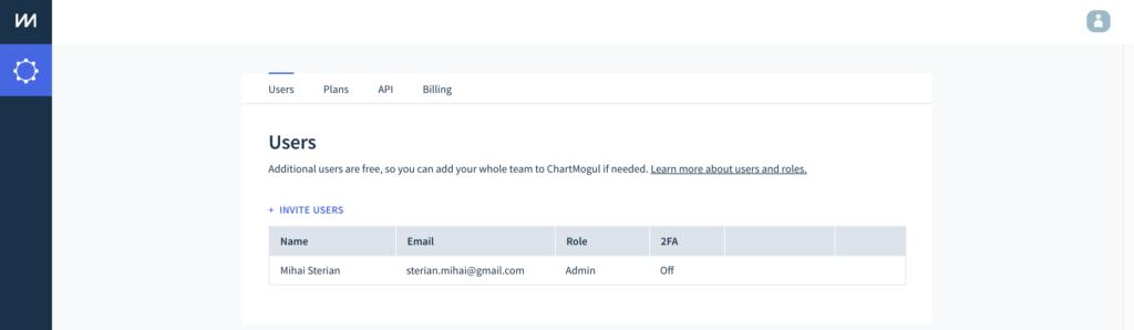 chartmogul-admin-page