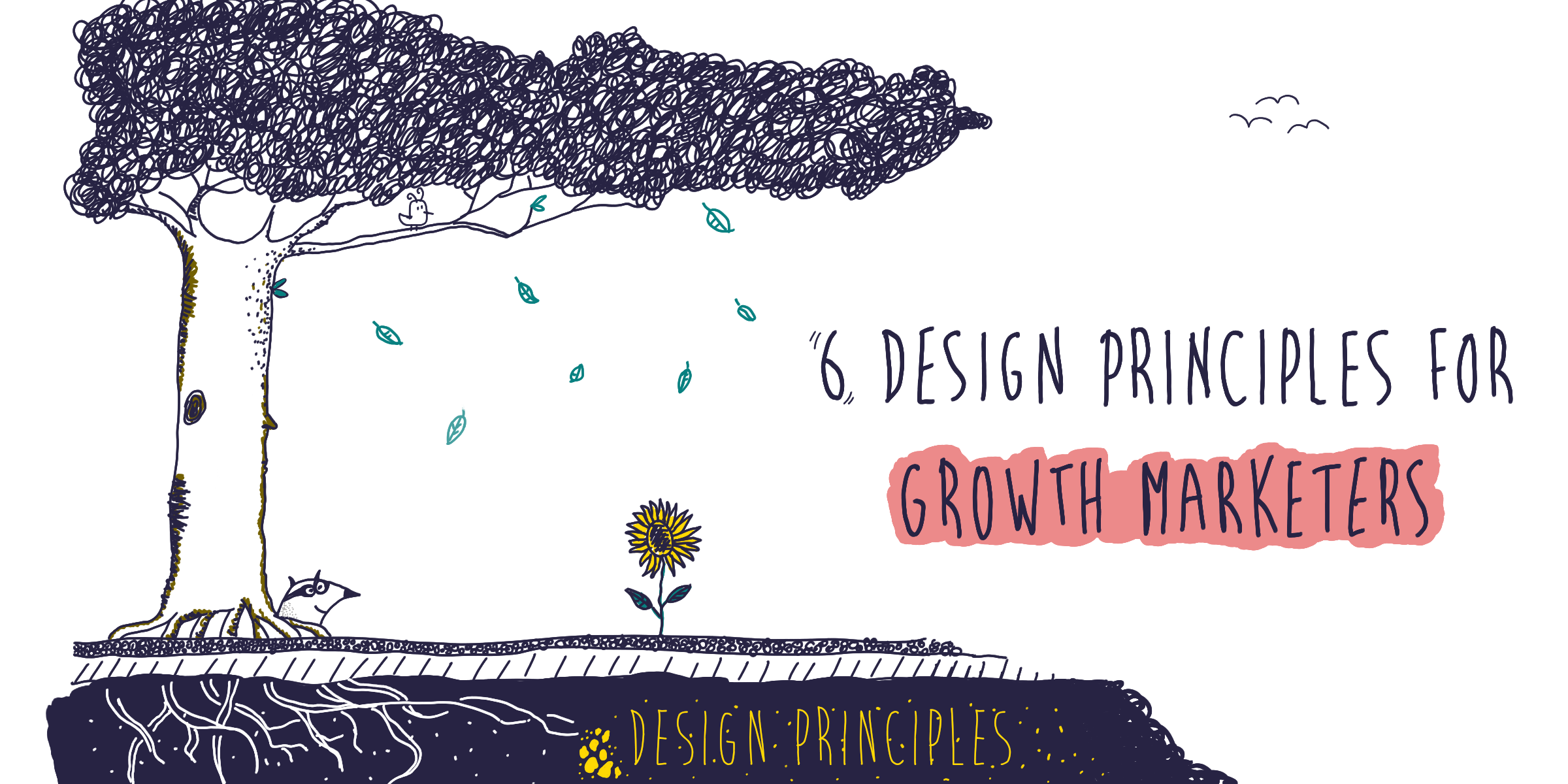header design principles for growth